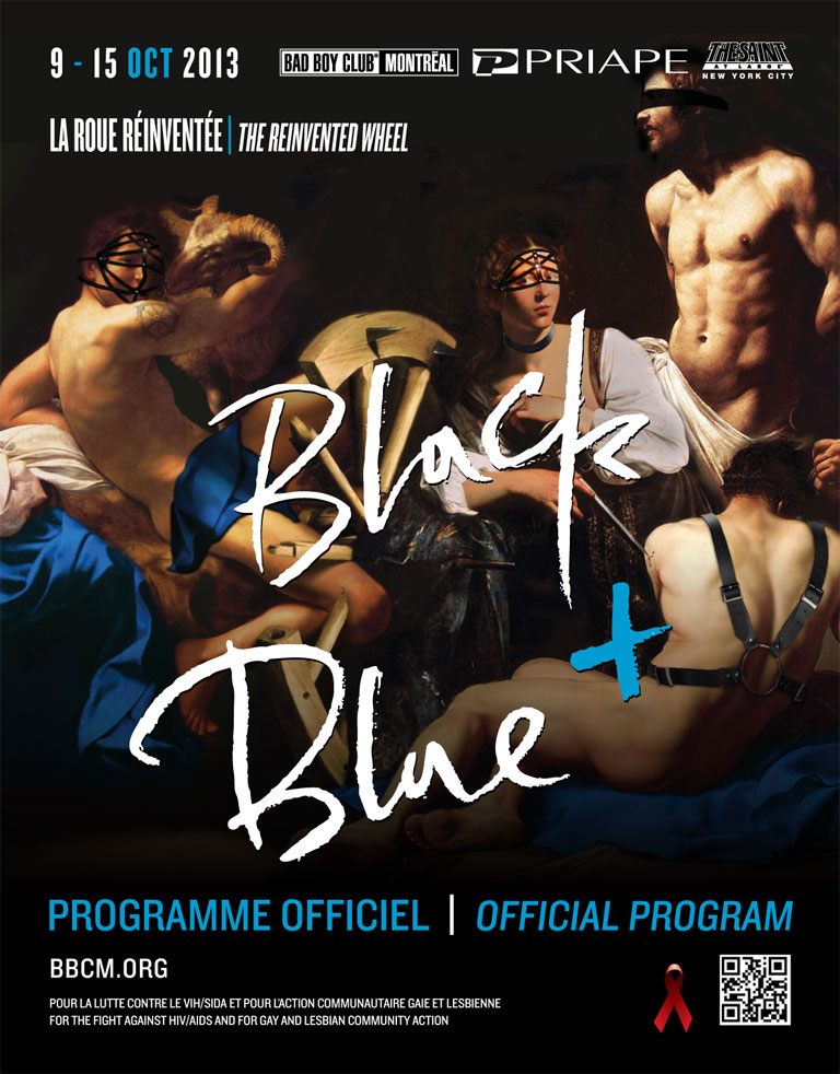 Official Program – Black & Blue 2013