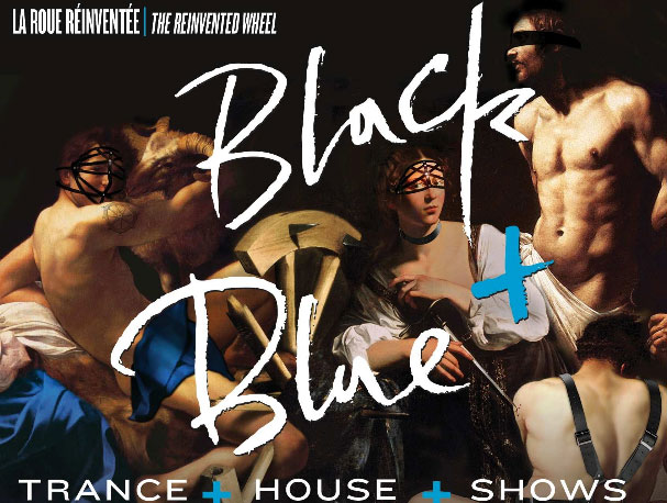 Reinventing the wheel at the Black & Blue ! The main event DJs are now announced !