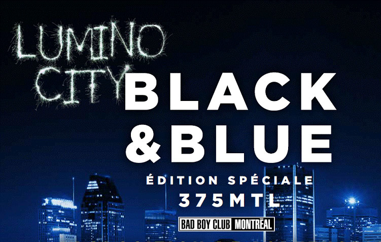 Black & Blue 2017