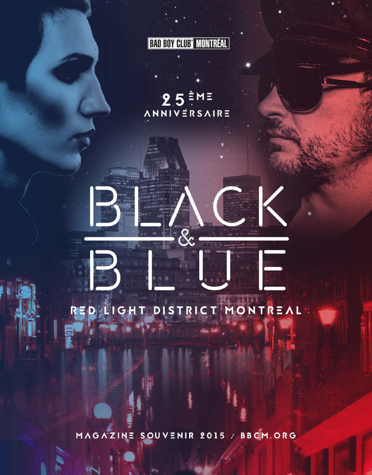 Magazine complet du Black & Blue 2015