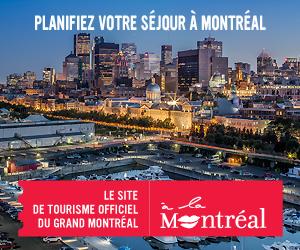 Black & Blue 2014 est réalisé grâce au soutien de Tourisme Montréal et de Tourisme Québec