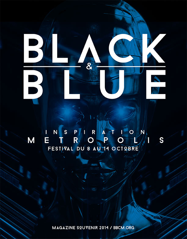 Black & Blue 2014 Complete Magazine