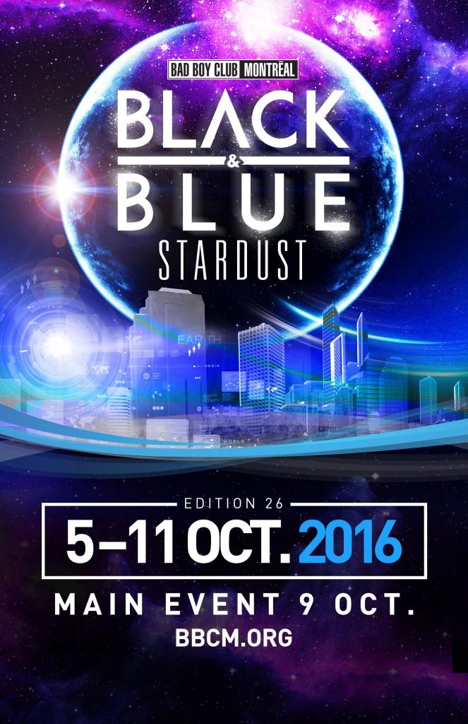 Le 26e Festival Black & Blue sous le thème de STARDUST!