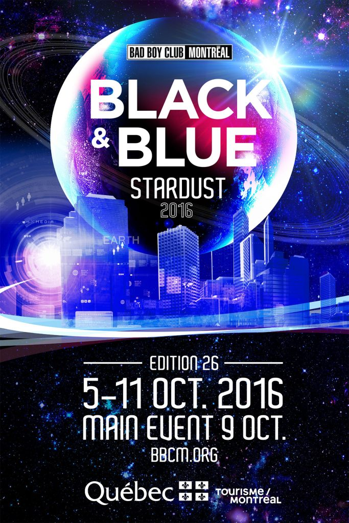 Danny Howells, star DJ of the 26th Black & Blue event