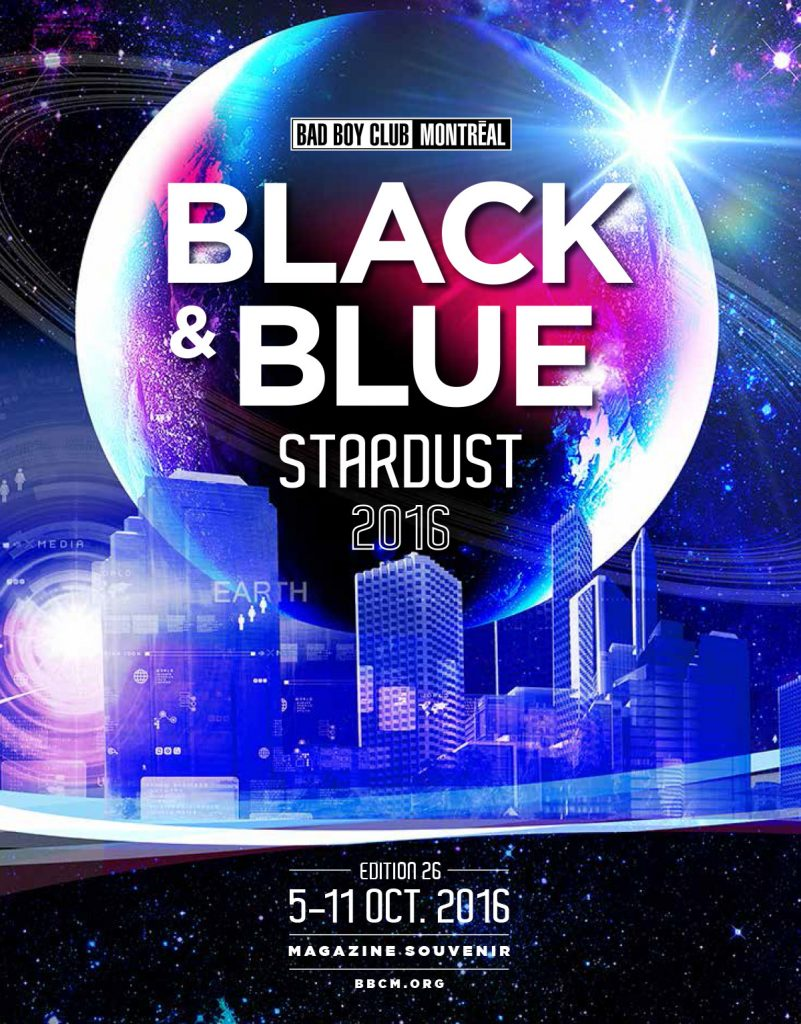 Black & Blue Festival 2016: Magazine