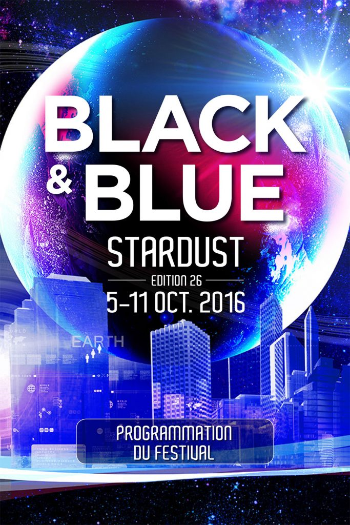 Festival Black & Blue 2016: Programmation