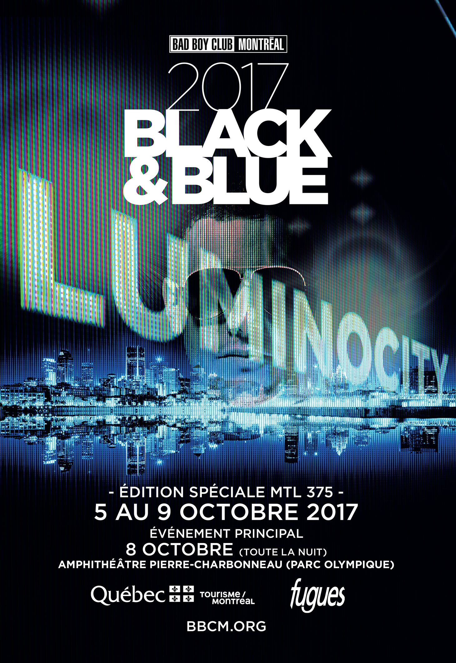 Black and Blue 2017