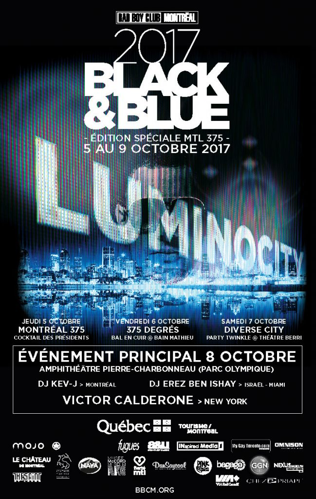 VICTOR CALDERONE confirmed for Black & Blue 2017 – October 8 all-night party
