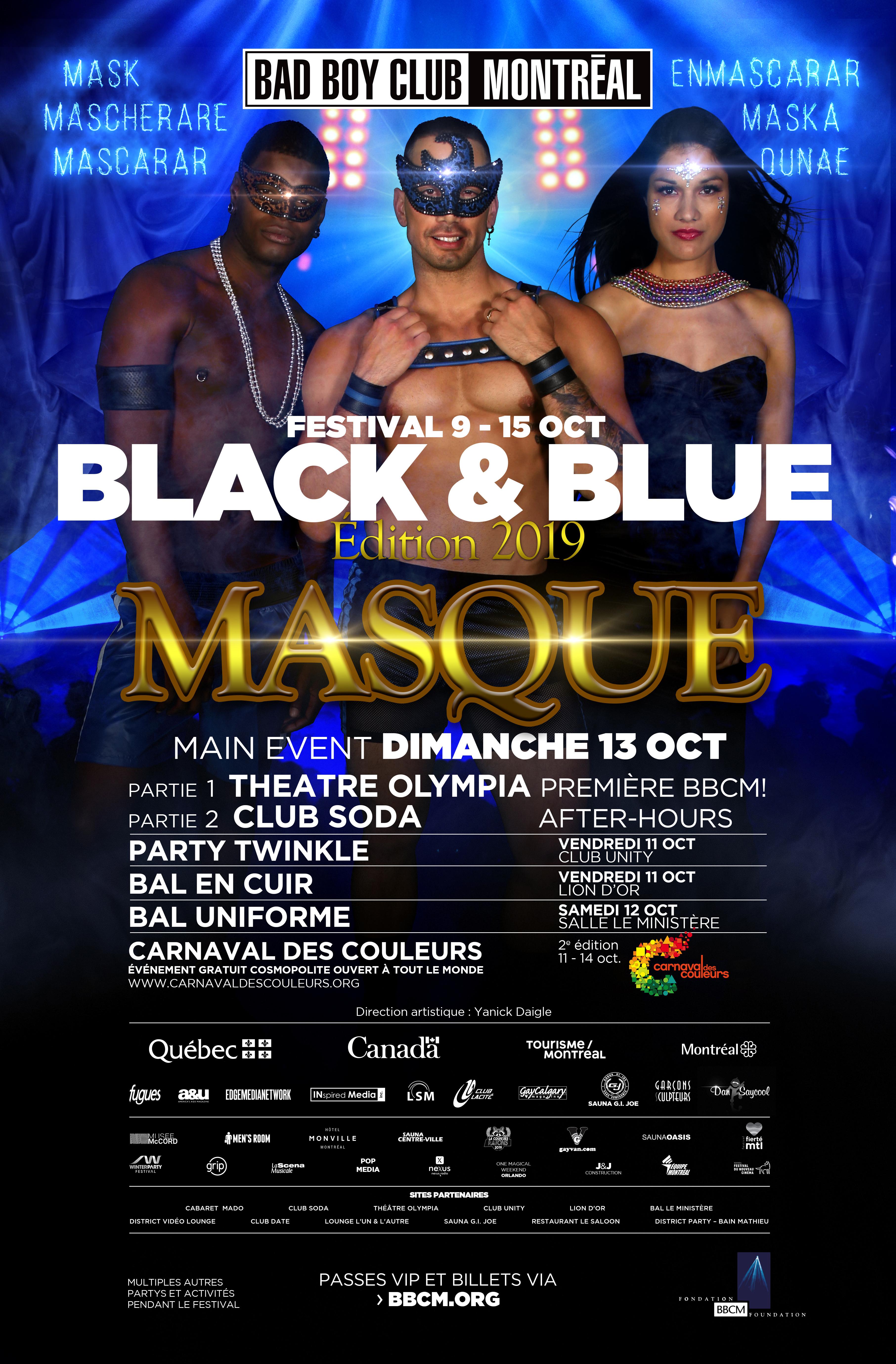 Black & Blue 2019
