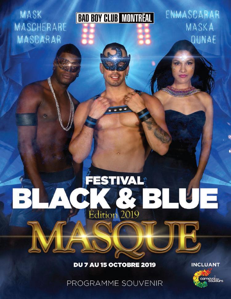 Press release Black & Blue 2019
