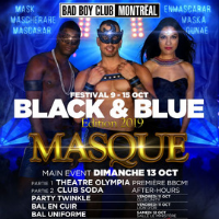 The 2019 Black & Blue Magazine with all event details is now available !