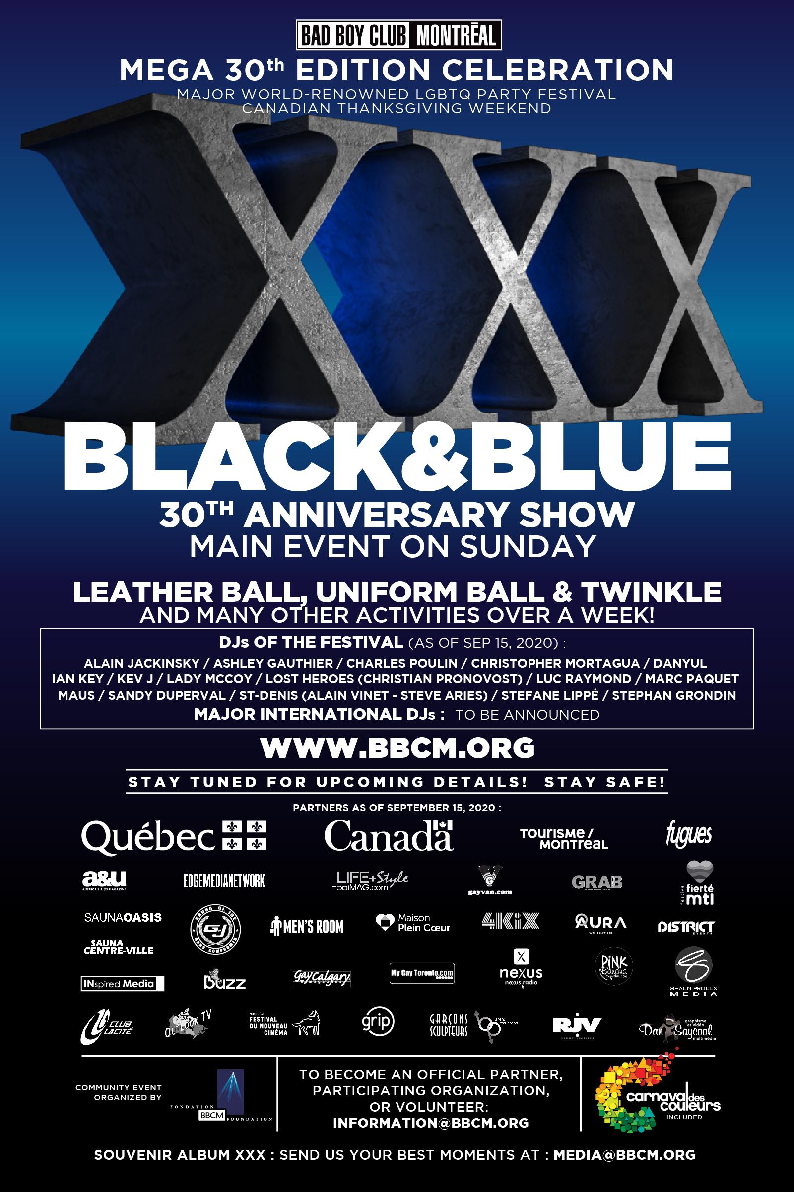 Black & Blue 2020